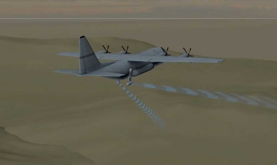 C-130 SOLUTION FOR ARMED OVERWATCH