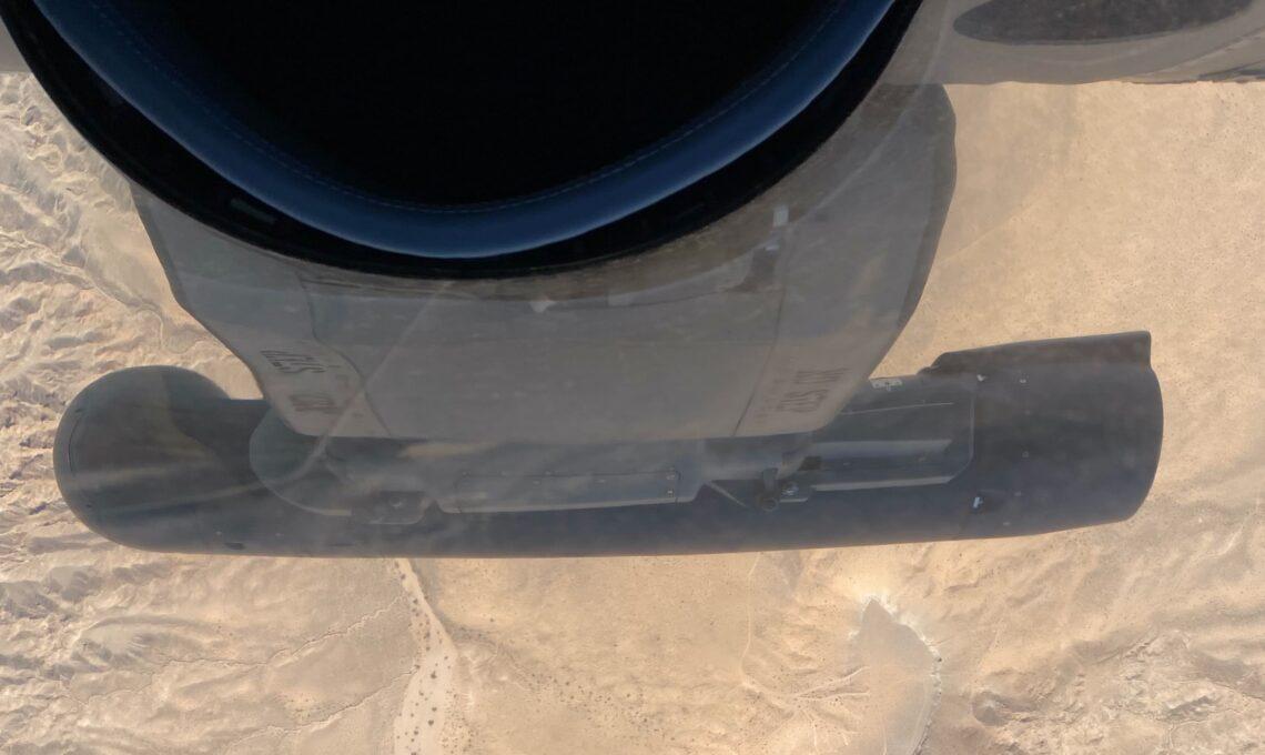 Litening Pod Deployed via Airdyne SABIR 2021